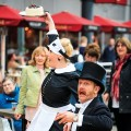 St Katherine Docks Tea Dance